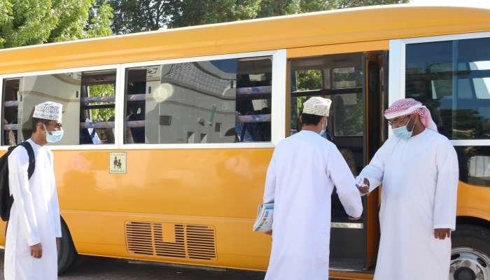 نجاح التدابير الوقائية في مدارس السلطنة