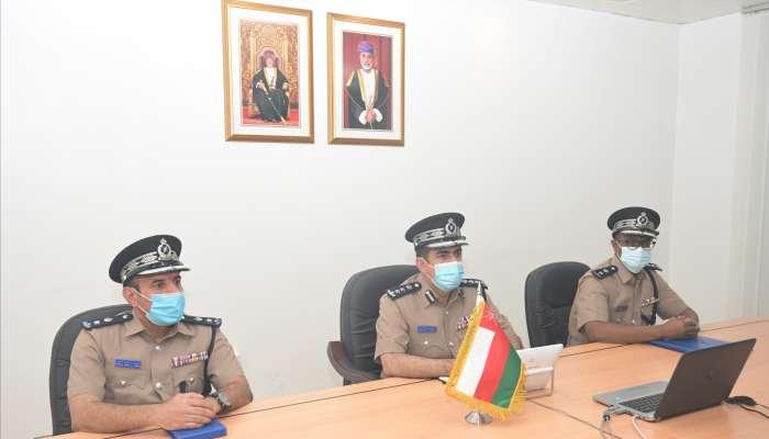 """الشرطة تشارك في اجتماع المنظمة الدولية للشرطة الجنائية """"الإنتربول"""""""