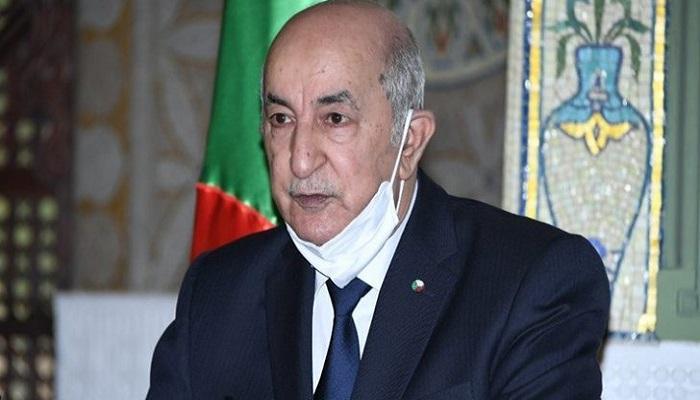 الرئيس الجزائري يعلن: أنا في طريق التعافي من الإصابة من فيروس كورونا