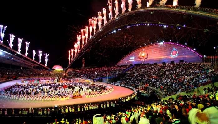 الدوحة عاصمة الرياضة العالمية