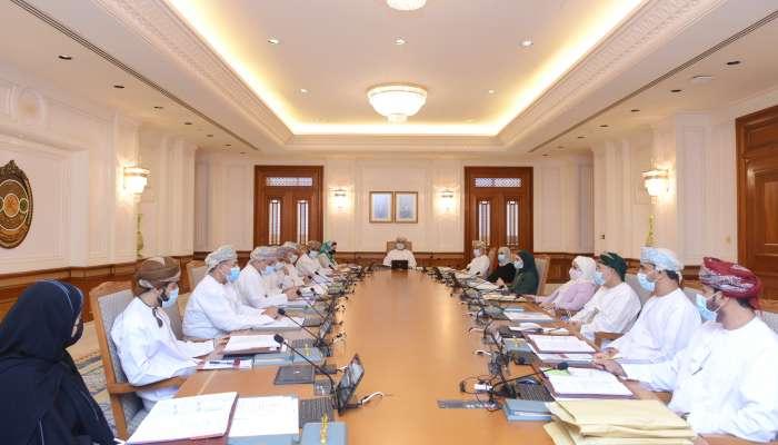 مكتب مجلس الدولة يناقش عددا من الموضوعات المقترحة للدراسة خلال دور الانعقاد الحالي