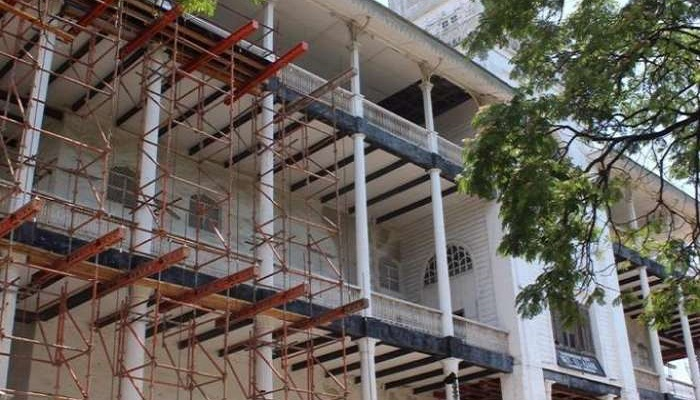 Heritage and Tourism ministry clarifies stance on House of Wonders collapse