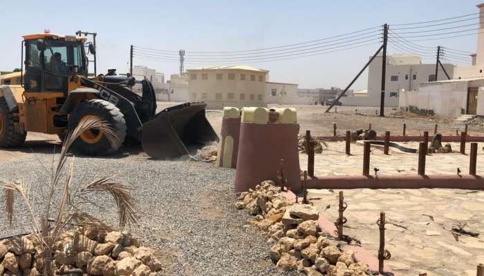 الحيازات العشوائية.. بلدية مسقط تعتبرها إحدى تحدياتها وتحث المجتمع للتكافل