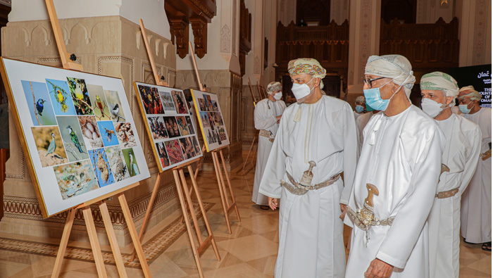 The Mountains of Oman Encyclopaedia launched