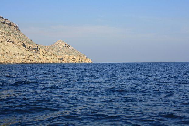 زلزال بقوة 5.3 في بحر العرب