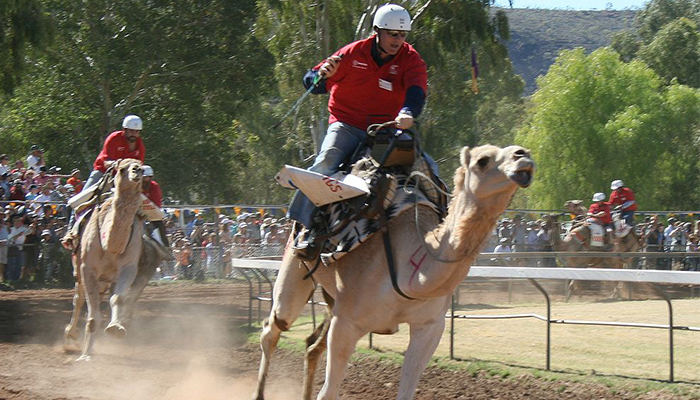 Boulia Races: Australia's racing-inspired by Oman