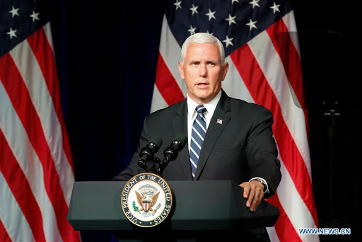 Mike Pence seeks dismissal of suit aiming to overturn US election
