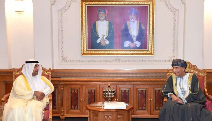 His Majesty receives invitation from Saudi King for GCC Summit
