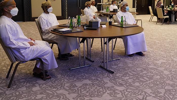 Omran Group organises workshop on corporate governance