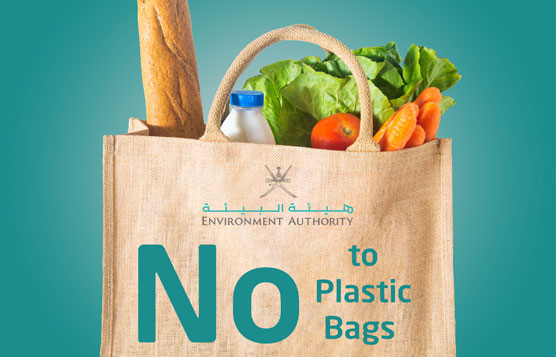 Minimum OMR100 fine for breaking single-use plastic bag ban in Oman