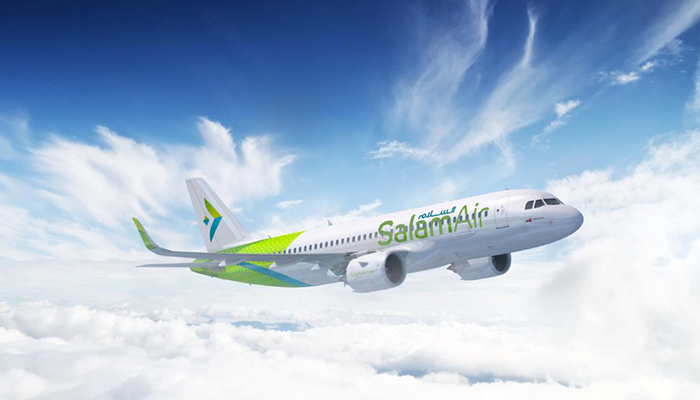 SalamAir to operate two weekly flights from Muscat to Shiraz