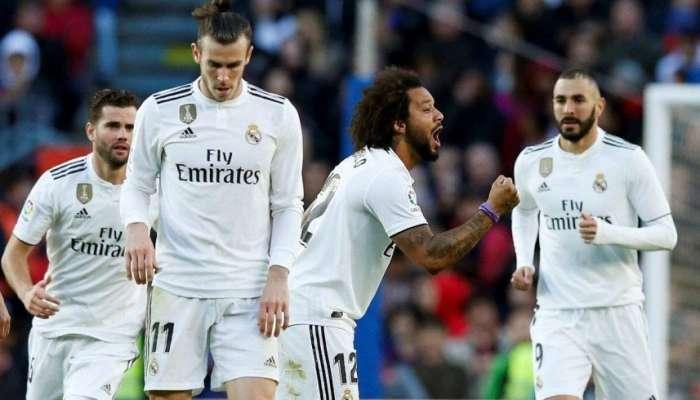 التشكيلة المتوقعة.. هازارد يقود ريال مدريد أمام إلتشي