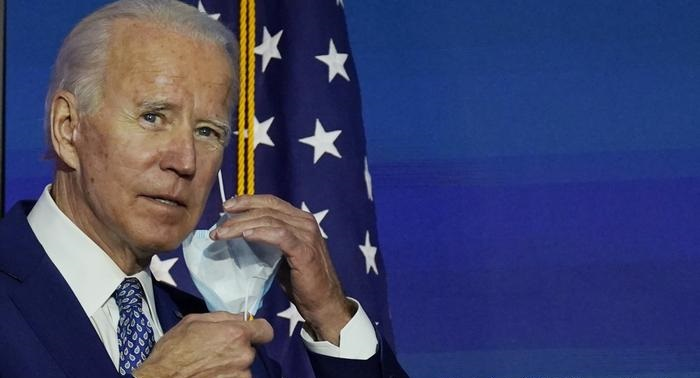 President-elect Biden criticizes slow pace of vaccination in US