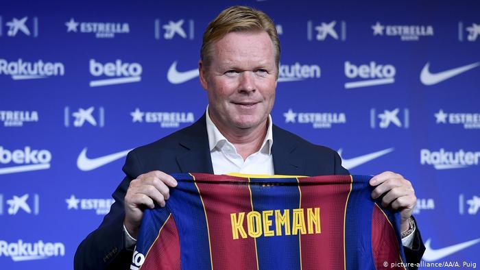 'Very difficult' for Barcelona to win La Liga, admits Koeman