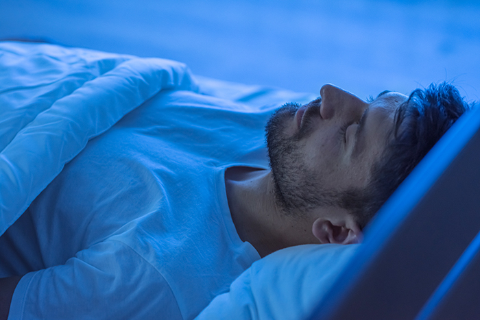 Resolve to achieve healthy sleep in 2021
