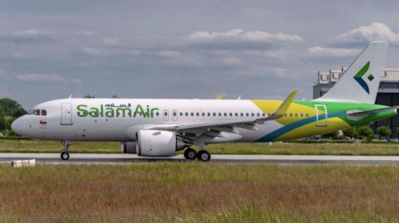 SalamAir to operate flights to Tehran from February 2021