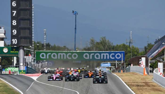"""كتالونيا تمنح الضوء الأخضر لاستضافة سباق """"الفورمولا 1"""" العام المقبل"""