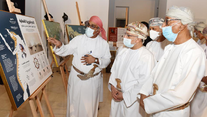 'Oman Since Antiquity' encyclopaedia launched at National Museum