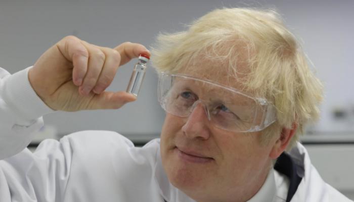 بريطانيا  تطلب 100 مليون جرعة لقاح لجميع مواطنيها