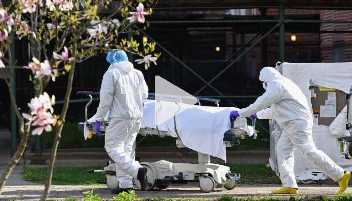 الولايات المتحدة تسجل حصيلة قياسية في وفيات فيروس كورونا