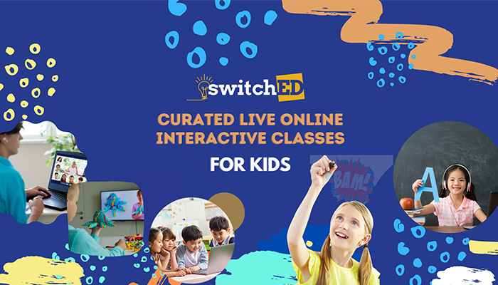 SwitchED: One-of-a-kind virtual global classroom