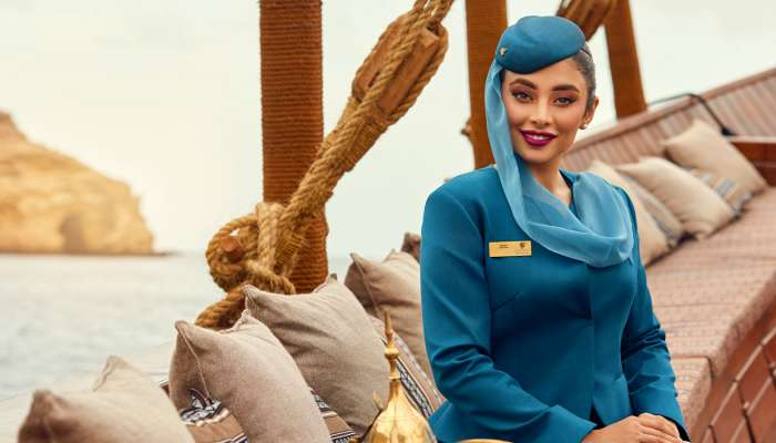 Oman Air welcomes guests from 103 countries