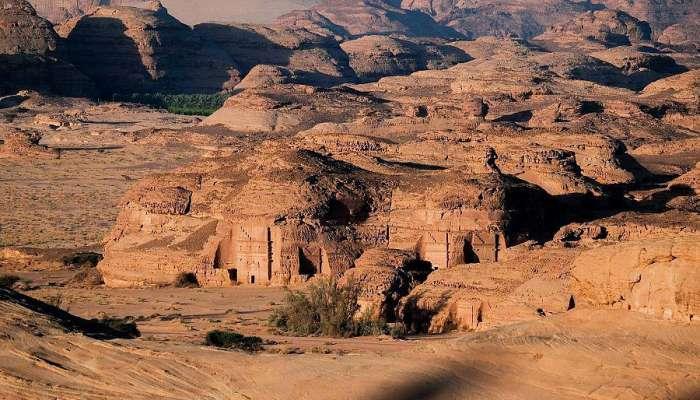 مدينة العُلا السعودية .. تاريخ حضاريٌّ ممتدٌّ منذ آلاف السنين