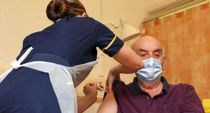 United Kingdom rolls out AstraZeneca vaccine, touts British science triumph