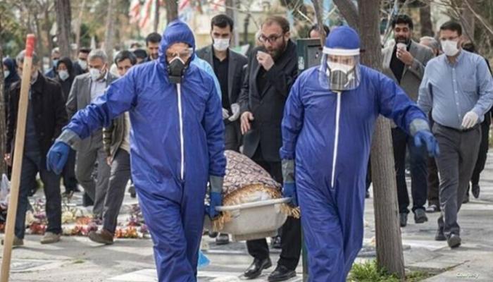 إيران تسجل أول إصابة بفيروس كورونا المتحور