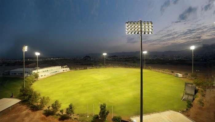 كيمجي  يؤكد أهمية إدراج ملاعب النادي العماني للكريكت في نادي النخبة الدولي