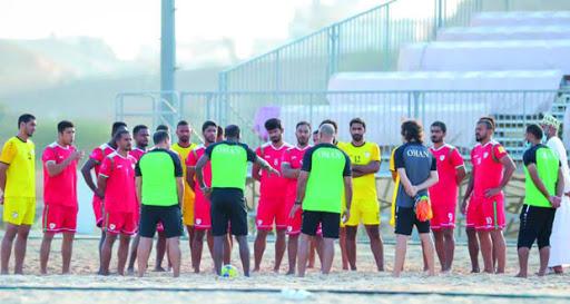 المنتخب الوطني لكرة القدم الشاطئية يعسكر في إيران مطلع فبراير القادم