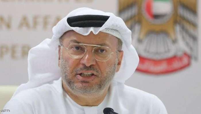 قرقاش: التجارة وحركة التنقل مع قطر ستعود خلال أسبوع.. ويؤكد: يجمعنا مصير مشترك مع دول الخليج
