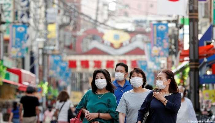 """اليابان تعلن حالة الطوارئ في طوكيو وضواحيها بسبب تفشي """"كوفيد-19"""""""