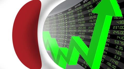 الأسهم اليابانية تغلق على ارتفاع