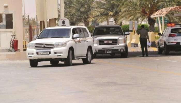 عبور أول قطري إلى السعودية عبر منفذ سلوى