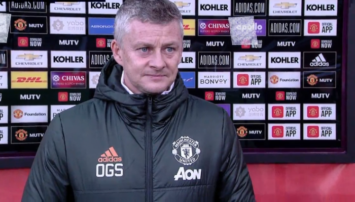 Solskjaer salutes 'monster of a human being' McTominay