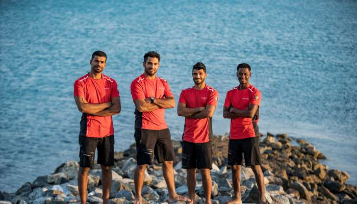 Oman Sail's 49er team ramps up preparations for 2021 Asian Sailing Championship