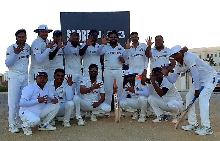 Sketch, Mazoon Up, Landmark and Cricworld register victories
