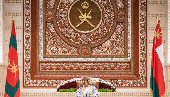 نظام أساسي يقـــود الدولة العمانية نحو المــــــــستقبل