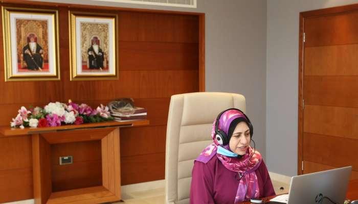 المحروقية تثمن اهتمام جلالة السلطان بالتعليم العالي و البحث العلمي و الابتكار