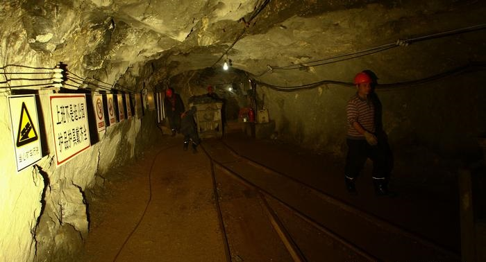 22 workers trapped in gold mine explosion in China