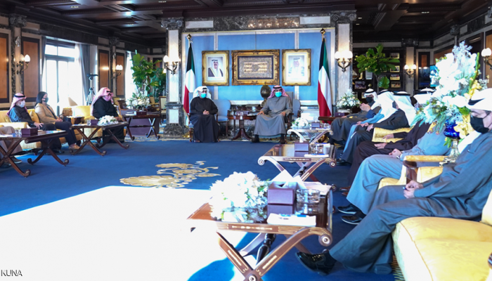 وزراء الحكومة الكويتية يقدمون استقالتهم