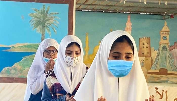 """مدارس تعليمية الوسطى تحتفل بمناسبة  """"تولي جلالة السلطان"""""""