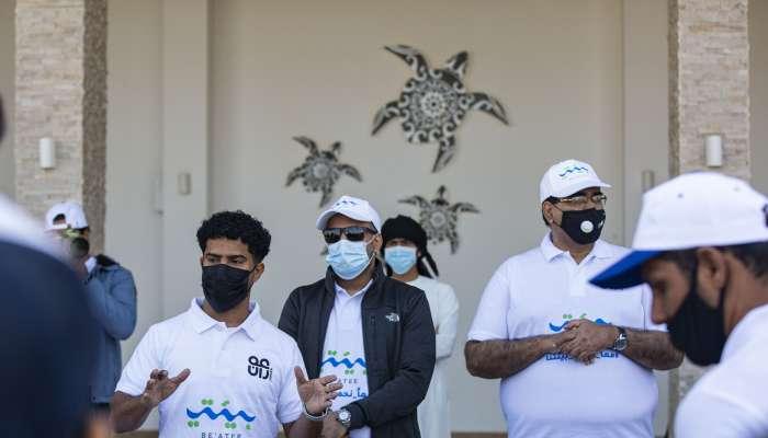 Omran Group organises beach cleaning drive at Ras al Jinz