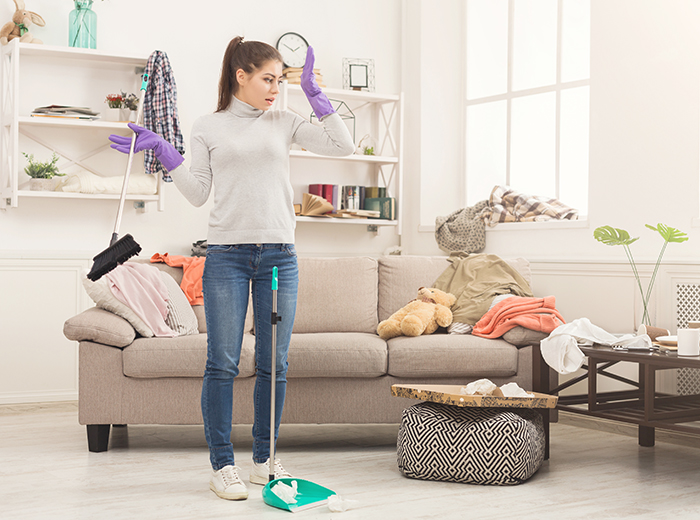 Healthy and safe home cleaning tips