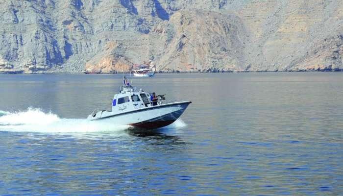شرطة خفر السواحل تضبط 6 متسللين