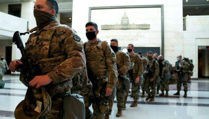 """يستعد لتأمين مراسم تنصيب بايدن.. من هم """"الحرس الوطني"""" عين أمريكا الساهرة؟"""