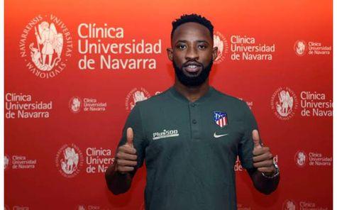 نادي أتلتيكو مدريد الاسباني يضم موسى ديمبلي على سبيل الإعارة