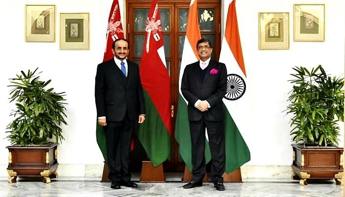 Oman holds strategic consultations with New Delhi