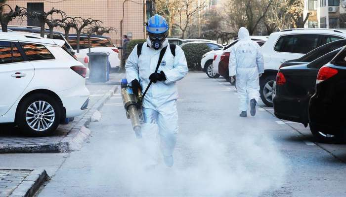 الصين تسجل 103 حالة جديدة بفيروس كورونا